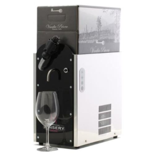 Refrigerated Wine Dispenser Totem